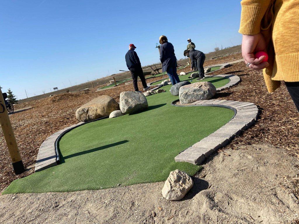 Cedar Creek Mini Golf Course